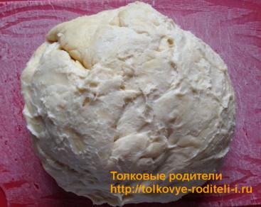 Тесто для торта Муравейник