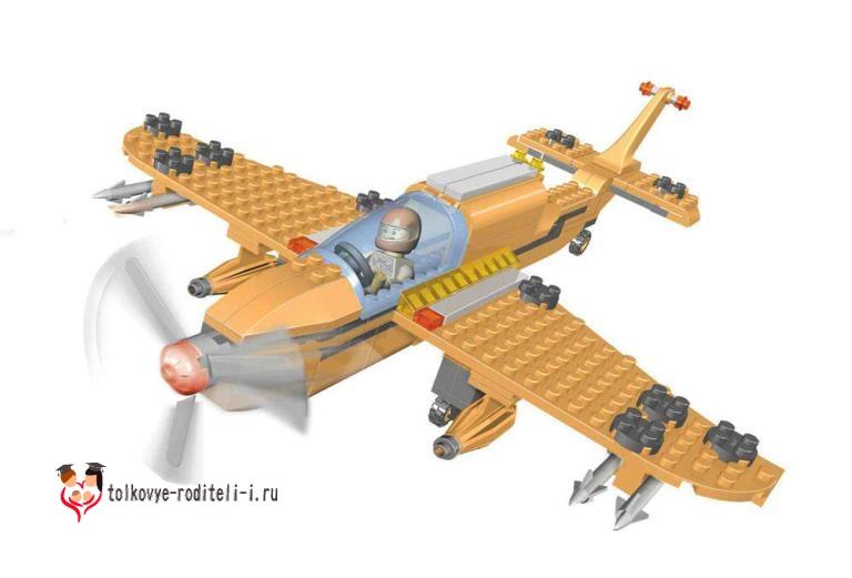 Конструктор самолет