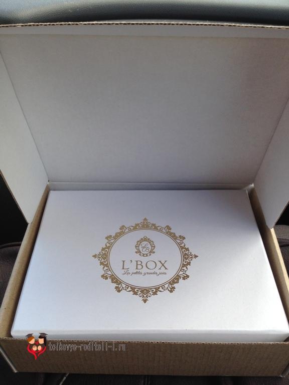 Вся правда коробочки L' BOX