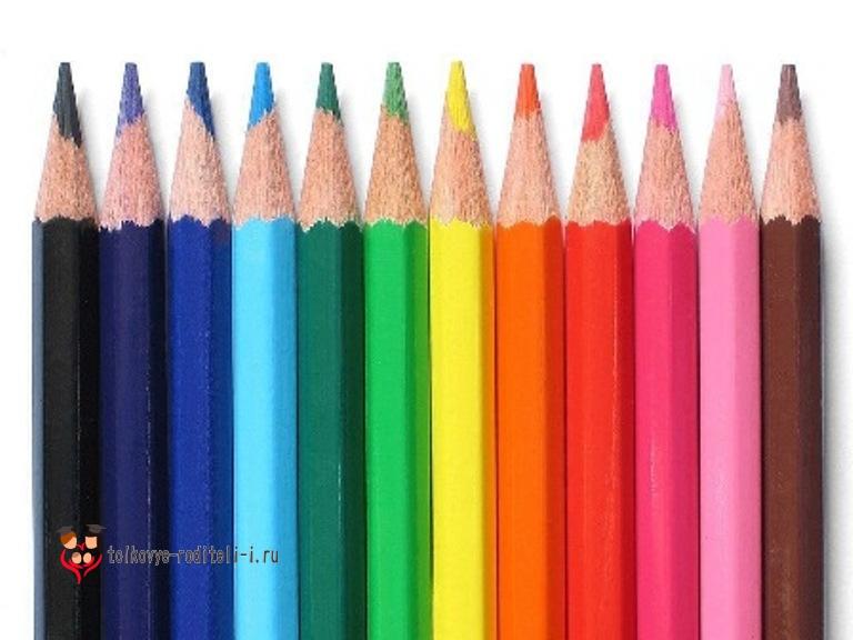 Какие цветные карандаши выбрать